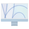 iMac 24 Retina blue