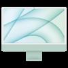 iMac 24 Retina green