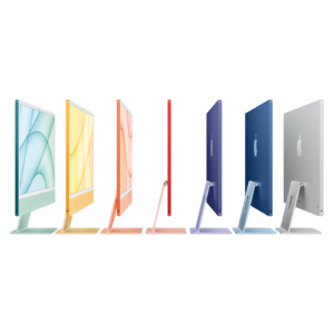 iMac 24 Multicolor